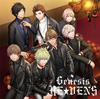 【初回】うたの☆プリンスさまっ♪「SUPER STAR/THIS IS...!/Genesis HE★VENS」HE★VENS Ver.